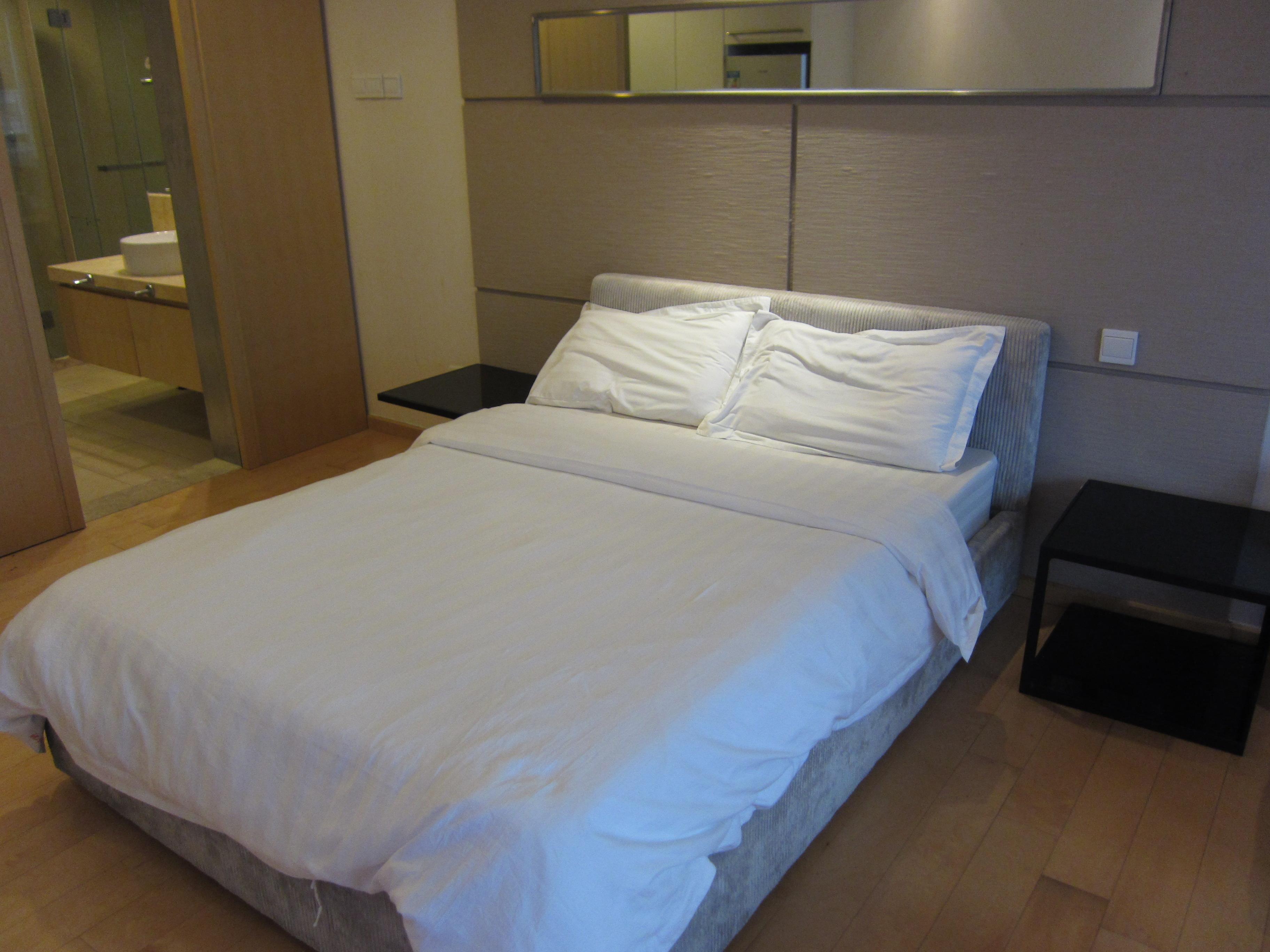 Letto una piazza e mezza rosso design del for Ikea letto mezza piazza